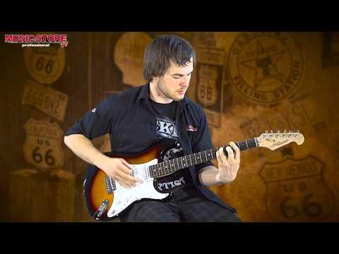 Xxx Mp4 Eine Richtig Gute E Gitarre Für Nur 79 Euro Die JACK DANNY Im Test 3gp Sex