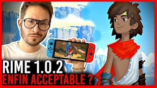 RIME 1.0.2, enfin acceptable sur NINTENDO SWITCH ?
