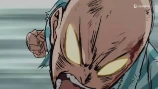 Saitama vs Subterranean English