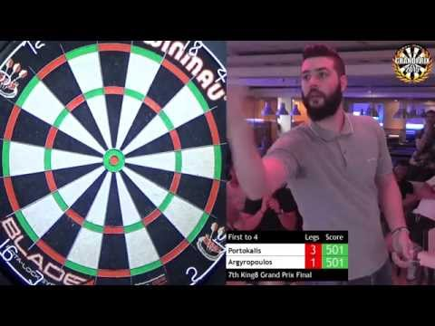 7th Grand Prix 23/5/15 - Final - George Portokalis vs Tasos Argyropoulos