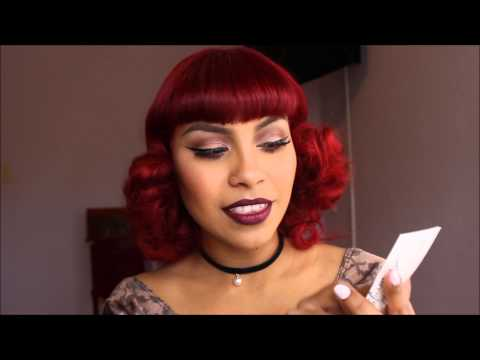 Xxx Mp4 Classy Rebel Clip In Betty Bangs How To Dye 3gp Sex