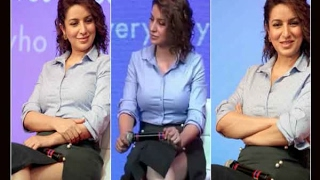 In Graphics: Tisca Chopra during the opening of store Project Eve