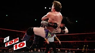 Top 10 Raw moments: WWE Top 10, Dec. 5, 2016