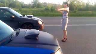Subaru Forester STI vs Subaru Impreza STI