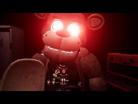 Xxx Mp4 THERE IS SOMETHING TERRIBLY WRONG WITH FREDDY Five Nights At Freddy's VR Help Wanted PART 4 3gp Sex