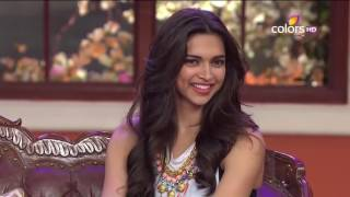 Comedy Nights With Kapil - Deepika & Arjun - Finding Fanny - 7th September 2014 - Full Episode(HD)