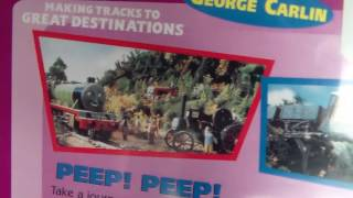 Thomas and Friends Home Media Reviews Episode 7.1 - Trust Thomas on DVD