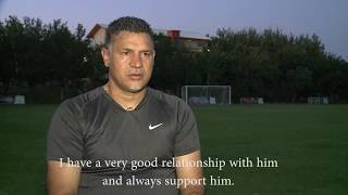 Iran legend Ali Daei heaps praise on Carlos Queiroz