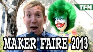 Scott Takes on Maker Faire 2013