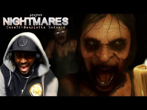 YOU CANT HIDE FROM THEM Project Nightmares Case 36