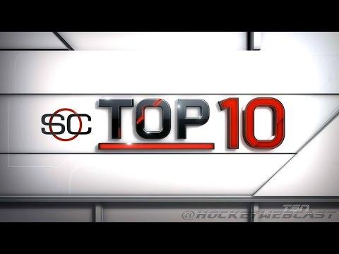 Top 10 Odd Goalie Moments (HD)