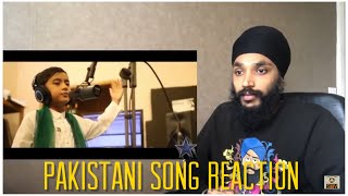 Pakistani Song | Mere Watan ye aqeedaten | by Hammad ali | Punjabi Reaction