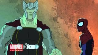 Marvel's Avengers Assemble Season 2, Ep. 15 - Clip 1