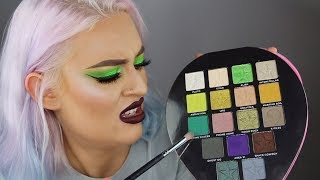 JEFFREE STAR ALIEN COLLECTION - Review & Demo
