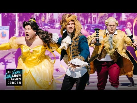 Crosswalk the Musical Beauty and the Beast