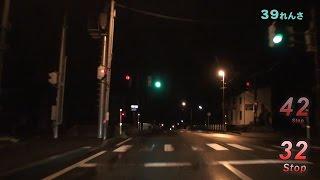 Red Signal 50 Course 7-11~赤信号50回stopでどこまで行けるかやってみよう Part 42