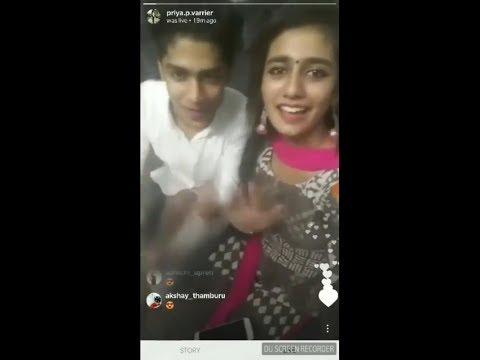 Xxx Mp4 Priya Prakash Varrier With Her Boyfriend 3gp Sex