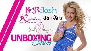 KARtv UNBOXING SERIES with Host Madison Curtis - KAR, Rainbow & Jo+Jax Clothing