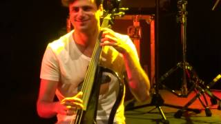 2CELLOS Human Nature & Smooth Criminal,Roman Theater Plovdiv,12-09-2015