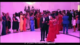 Magical Wedding Entrance Choreography - Hiro Ft. Chidinma