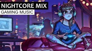 NIGHTCORE EDM MIX 2019 -  Best Dance House Gaming Music