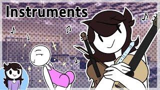 My Instrument Experiences