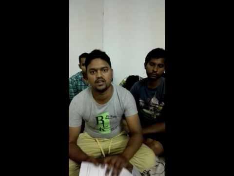 helpless 12 indians stuck in Riyadh Saudi Arab