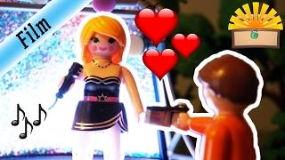 LINUS + SÄNGERIN ?! ALINAS VLOG - FAMILIE Bergmann #14 | Staffel 2 - Playmobil Film deutsch