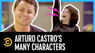 Ilana Glazer Challenges Arturo Castro to an Acting Speed Round - Alternatino