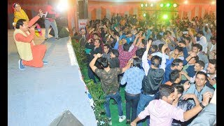 Gajendra Rana hit songs, at Greater Noida 13 November 2016