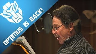 Peter Cullen Confirms Optimus Prime for The Bumblebee Movie! - [TF6 NEWS]