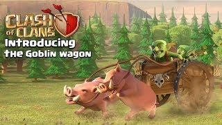 Clash of Clans New Troop ''The Goblin Wagon'' (CONCEPT/IDEA)