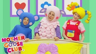 NEW Mulberry Bush   #Baby Songs   Clean Up   Mother Goose Club   Baby Songs nursery rhyme for kids