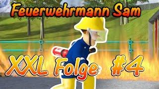 FEUER IN DER WERKSTATT! FEUERWEHRMANN SAM XXL Folge 4 deutsch 2017