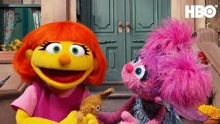 Abby Cadabby and Julia From Sesame Street Are Excited | Night Of Too Many Stars | HBO