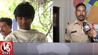 Subedari Police Arrests Fake Lady Police Constable | Warangal | V6 News