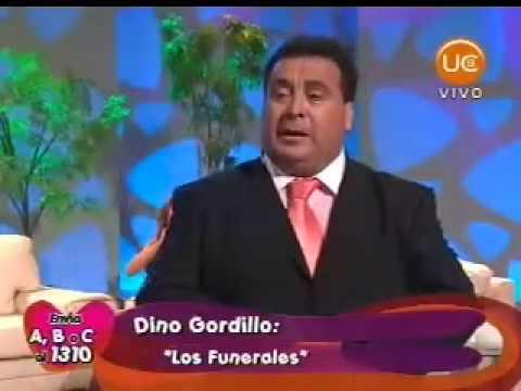 Rutina de Dino Gordillo en Gigantes con Vivi