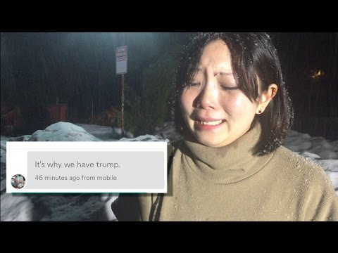 Xxx Mp4 Trump Supporter Cancels Asian Woman S Airbnb Stay 3gp Sex