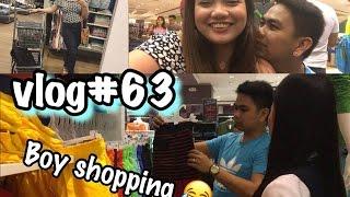 BOY SHOPPING 🙌🏼 +RAMEN NAGI with NOONA 👩👧(September 10-14, 2016) | jmVLOGS #63