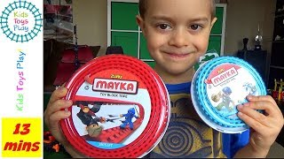 Mayka Tape LEGO Review | Mayka Toy Block Tape | LEGO Tape Video For Kids | LEGO Compatible Tape