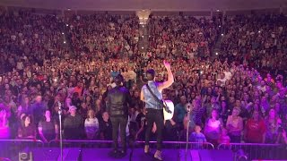 Dan + Shay - How Not To (Crowd Singing in Cedar City, UT)