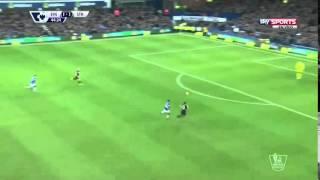 Xherdan Shaqiri Goal vs Everton - A Right-footed Stunner(Everton 1-2 Stoke)