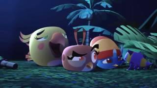 Angry Birds Stella Season 2 | Cam Scary