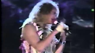 Van Halen Everybody Wants Some US Fest