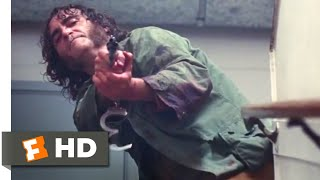 Inherent Vice (2014) - Did I Hit You? Scene (8/8)   Movieclips