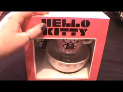 HelloKittyGoodies - Hello Kitty 3 Piece Breakfast Set