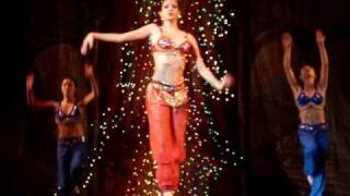 Arabian  Dance Nutcracker