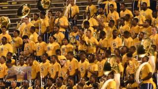 Jackson State (Father Stretch My Hands) vs Southern University (Memoirs) - 2016