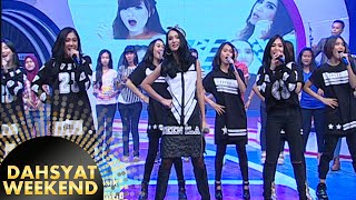 Lagu Baru Cherrybelle Ft Adila 'I Am Super Swag' [Dahsyat] [17 Jan 2016]