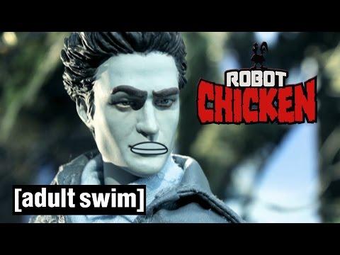 3 Twilight Moments Robot Chicken Adult Swim